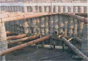 基坑支护锚杆施工