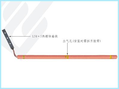 YTLJ-I-1.5免火熔接地极