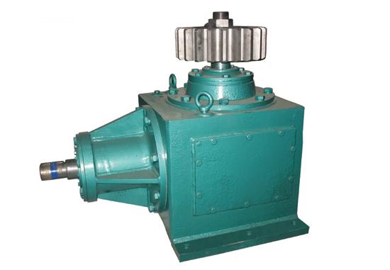 炼钢厂高炉专用圆锥齿轮减速器