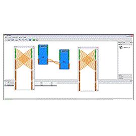 Cobranet 系统工程设计施工图形化界面