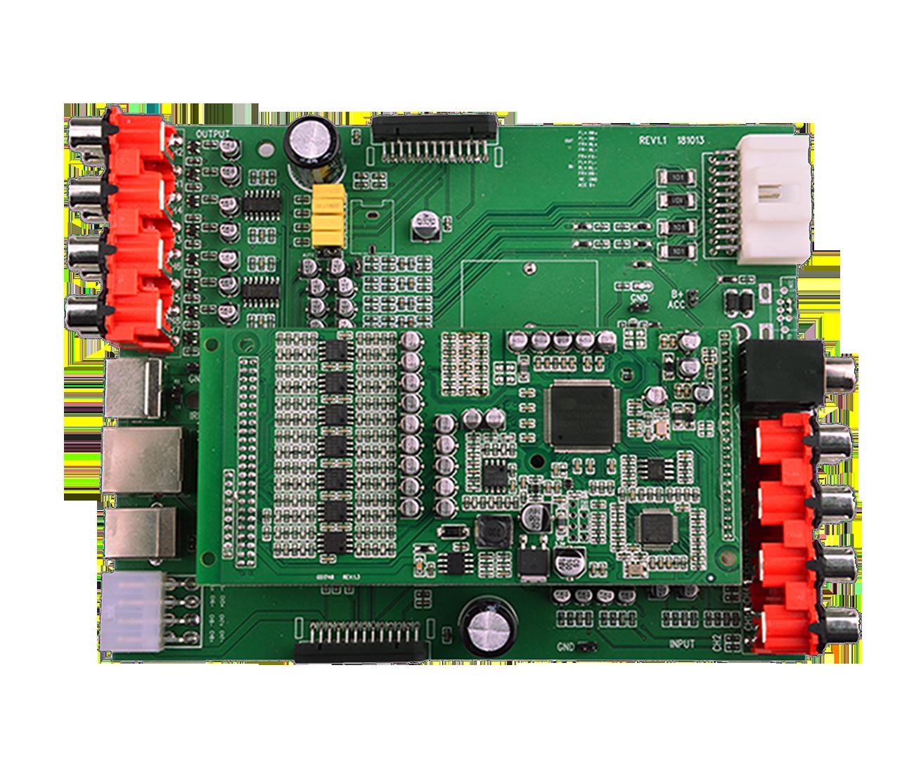 GS1822 DSP模块公版