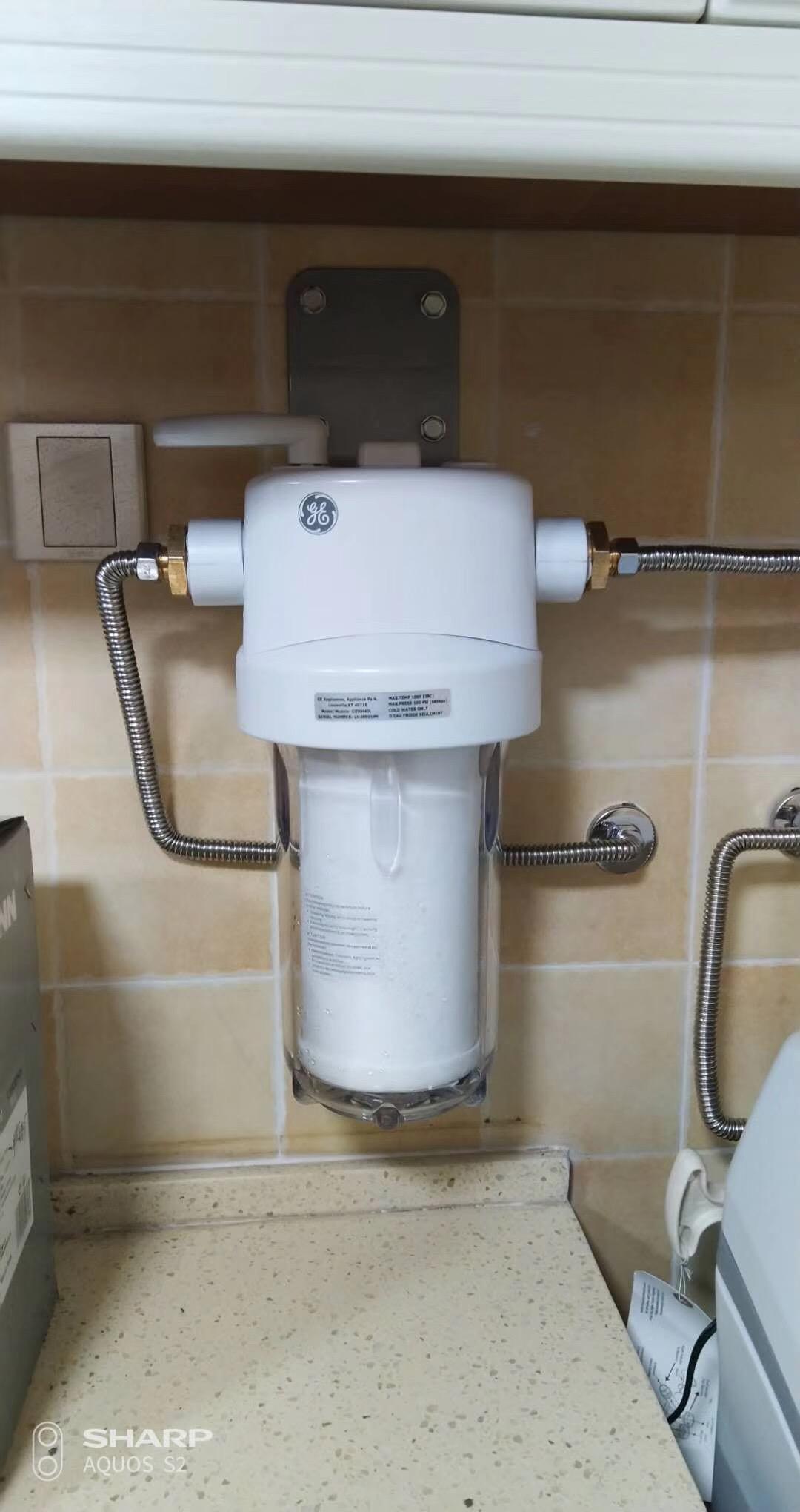 前置净水设备