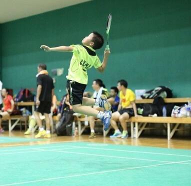 羽毛球技术培训
