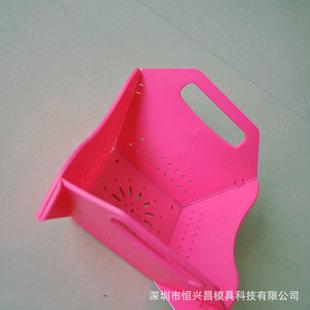 折叠果篮模具