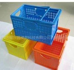 深圳医疗精密塑胶制造 注塑加工厂家 折叠篮开模