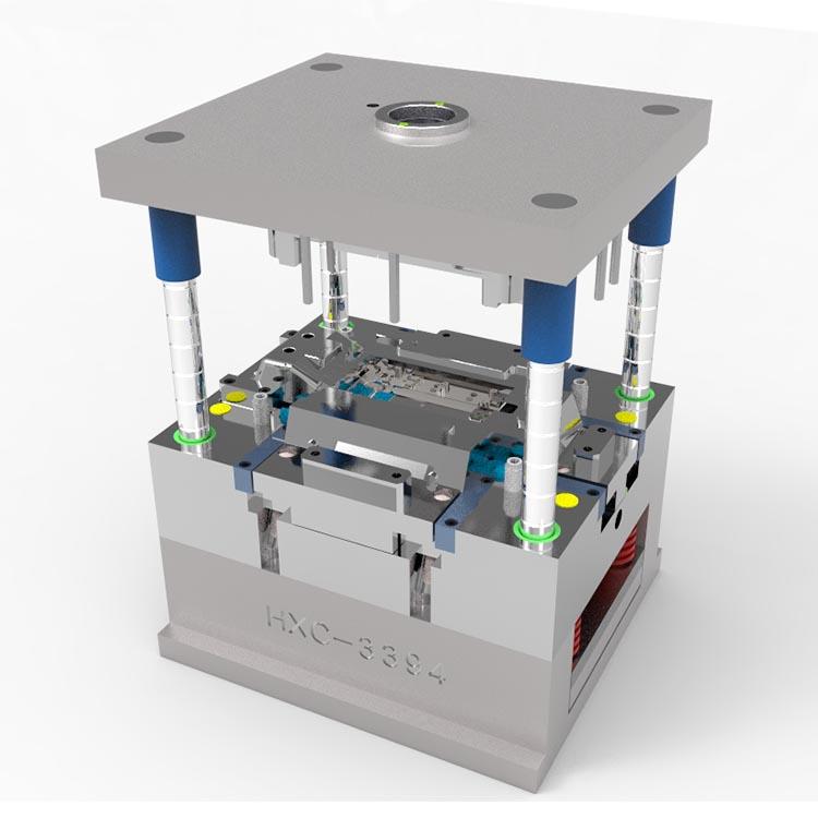 大湾区注塑模具加工源头厂家 设计定制大型塑胶模具