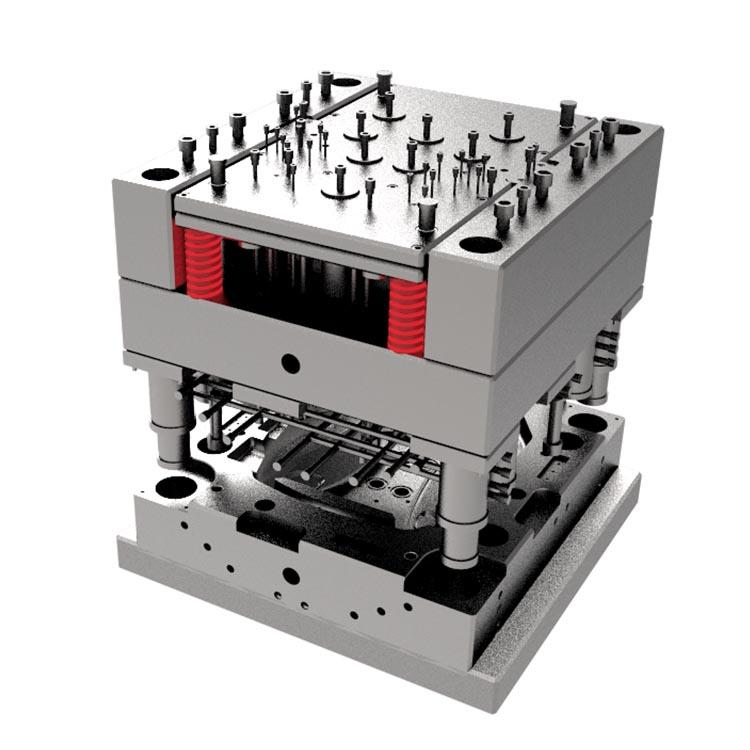 精密模具制造 深圳注塑模具供应汽车塑料模具加工厂