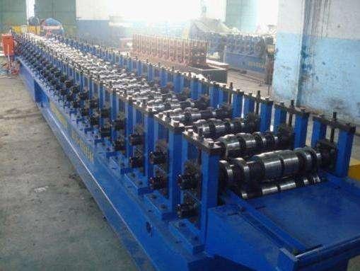 电器母线槽型材成型机械