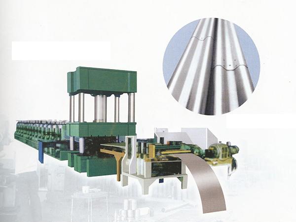 高速公路护栏板成型机械生产厂家