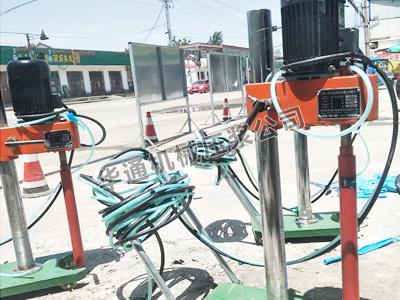 公路专用钻孔机