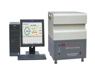 GF-8000A型高精度全自动工业分析仪