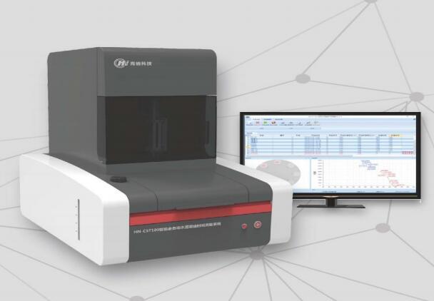 HN-CST100智能全自动水泥凝结时间测量系统