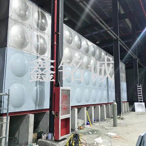 江阴不锈钢方形水箱