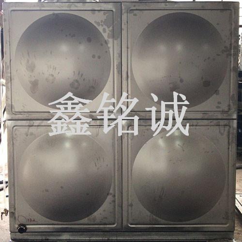 宜兴不锈钢方形水箱