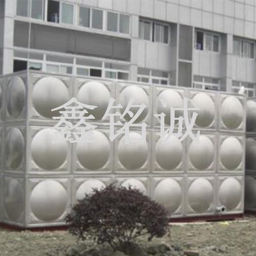 不锈钢生活水箱生产厂家