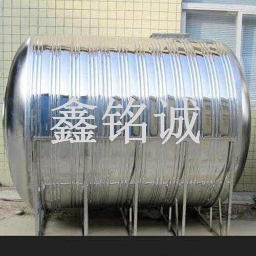不锈钢圆形水箱批发