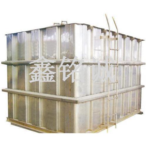 江阴不锈钢肋板水箱