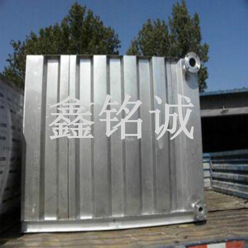 不锈钢肋板水箱价格