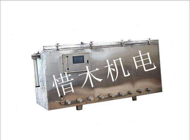 潍坊全自动木材汽蒸水煮一体机