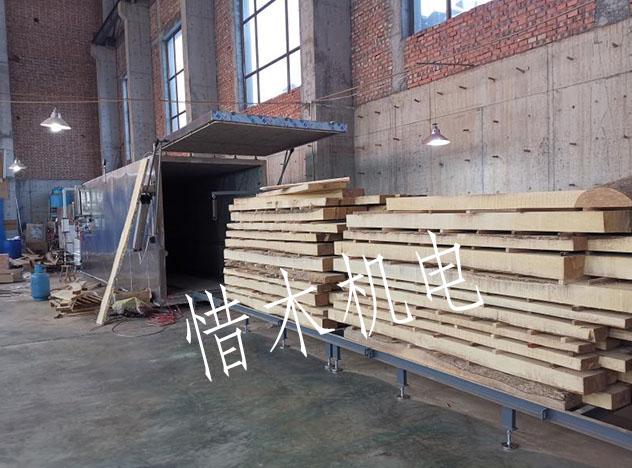 木材真空烘干设备
