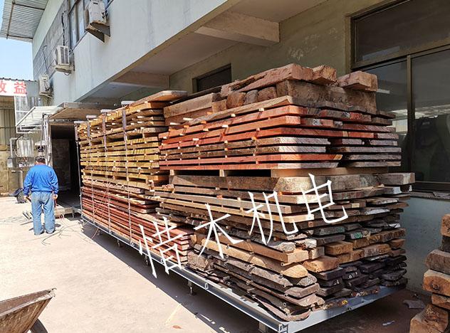 木材烘干箱