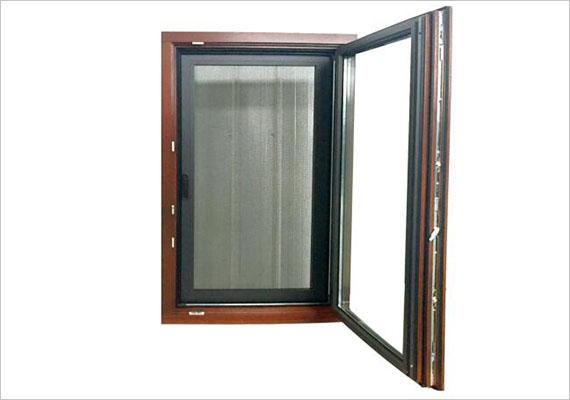 山东铝包木门窗