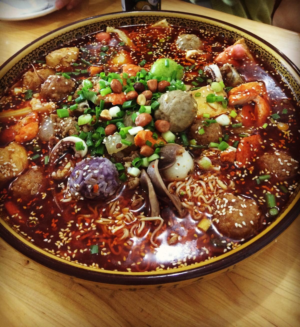 重庆冒菜加盟费用