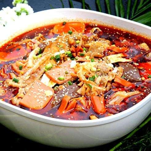 重庆冒菜加盟厂家