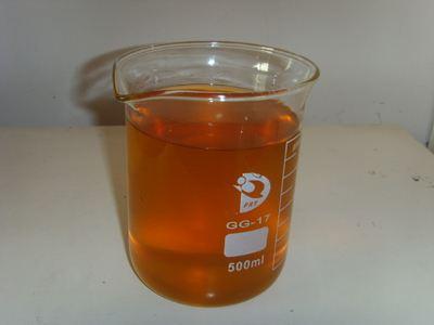 醇基燃油配方