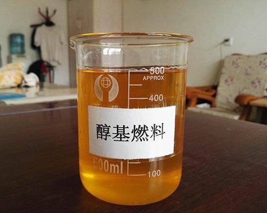 生物醇基燃料配方