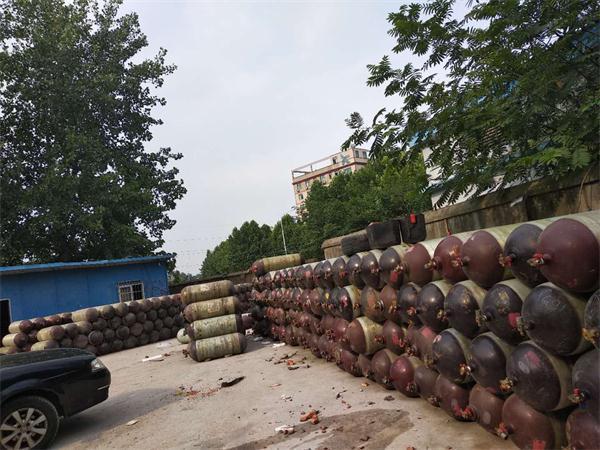 武汉气瓶检测公司