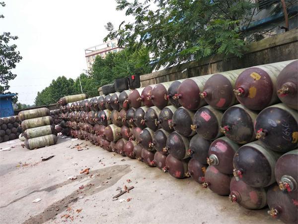 武汉天然气气瓶检验