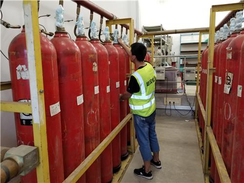 武汉消防气瓶检测