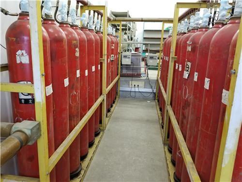 消防气瓶检测