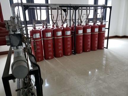 消防七氟丙烷气瓶检验