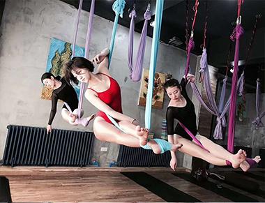 哈尔滨空中瑜伽