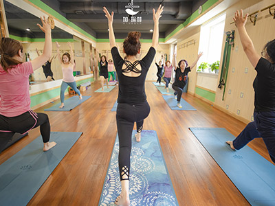哈尔滨纤体瑜伽
