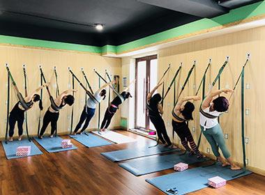 哈尔滨理疗瑜伽