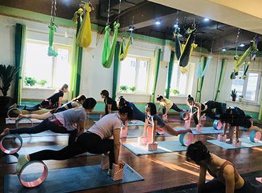 哈尔滨球瑜伽