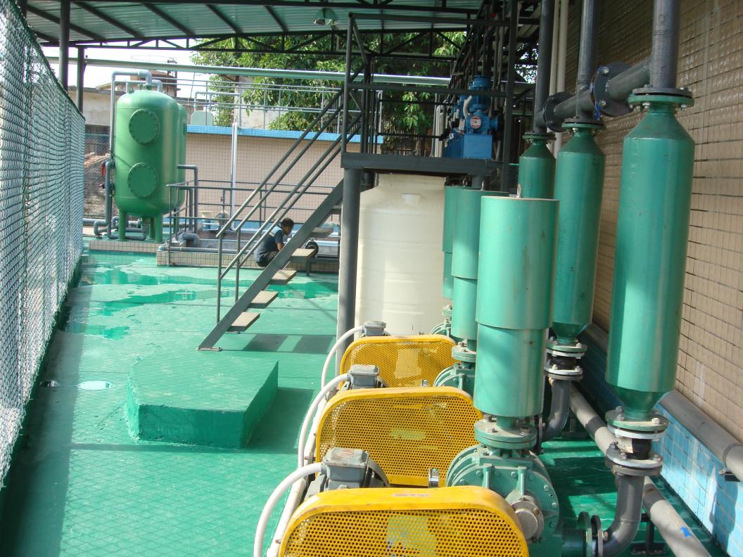 江西工业污水处理