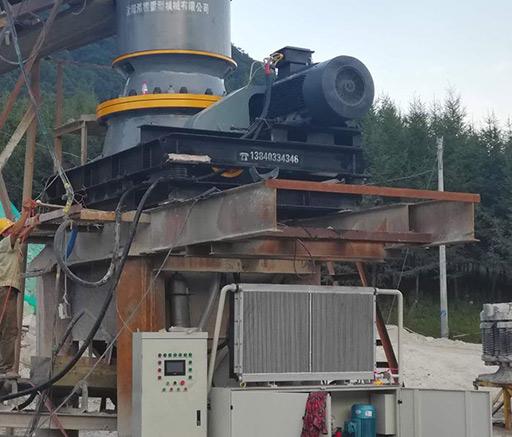 HGP系列单缸液压圆锥式破碎机