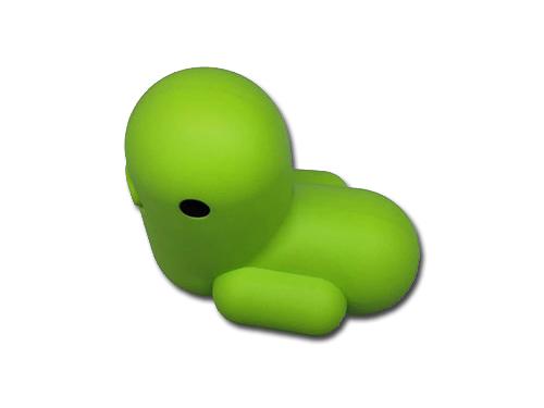 硅胶绿色灯罩