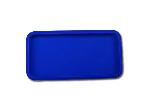 蓝色硅胶护套