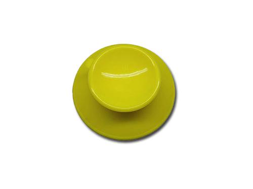 黄色硅胶吸盘