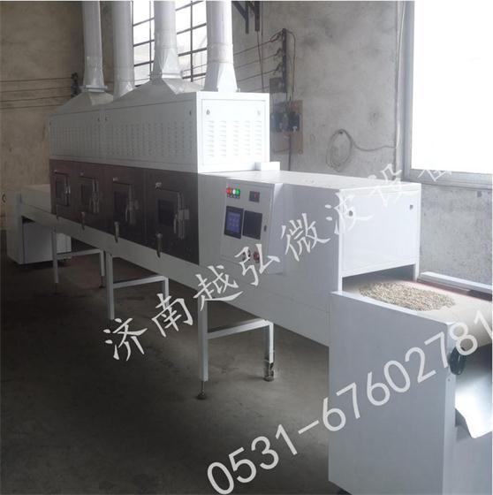 山东微波干燥机中药粉状物微波干燥设备