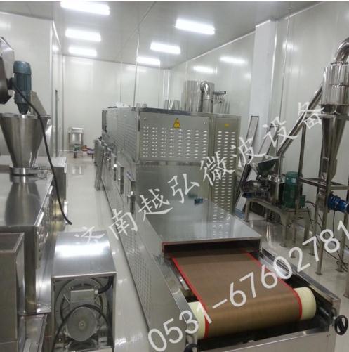 食品行业微波烘干设备由山东微波干燥机生产