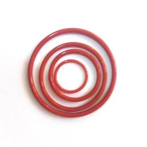 圆形硅胶圈