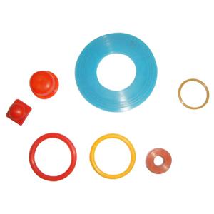 彩色橡胶垫