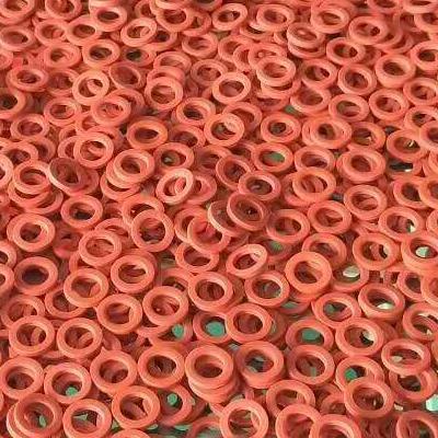 橙色硅胶圈