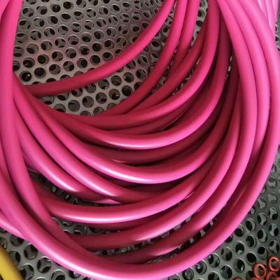 粉红色硅胶圈